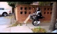 Motociklas transformeris [Įkvėpimui]
