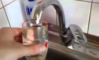 Vandenį geriantis čiaupas
