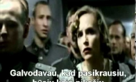 Hitleris sužino, kad atšauktas Pokemonų rodymas