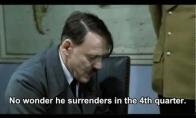 Hitleris sužino, kad Lebronas pralaimėjo NBA finalus