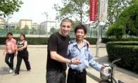 Kinijos policijos pristatymas