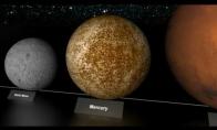 Klasika: Žvaigždžių ir planetų dydžiai