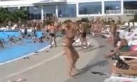 Rusaitė baseine