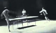 Bruce Lee pingpong'as