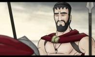 Čia yra Sparta. Be prikolo