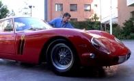 Ferrari 250 GTO švarinimas
