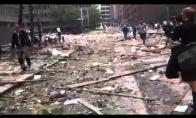 Oslo centras po sprogimo
