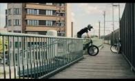 Motociklu po miestą