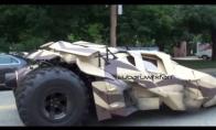 Naujieji Batmobiliai