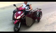 Motociklas neįgaliesiems