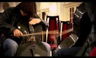 Smooth Criminal violončelės