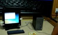 Mažiausias kompiuteris