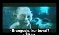 Subtitruotas Brangusis
