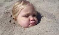 Smėlio! Daugiau smėlio!