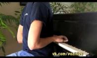 Atvirkščias pianinas