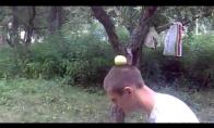 Fokusas su obuoliuku