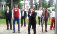 Medvedevo šokis