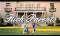 Turtingų tėvų reklama