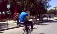 Kietas dviratininkas