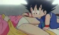 Geriausia Dragon Ball scena