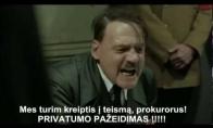Hitleris sužino apie Stomą