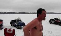 Kanadietiškos žvejybos ypatumai