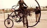 Keistuoliai dviračiai