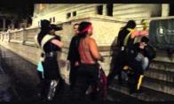 Mortal Kombat šokiai