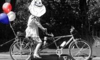Forever alone dviratininkas