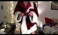 Kalėdinis striptizas