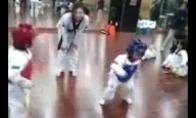 Taekwondo mušeikos