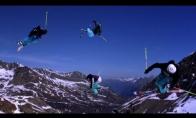 Freestyle slidinėtojai