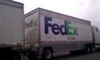 Fedex pristatymai