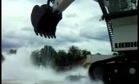 Kaip nuplaut mašiną su vienu kibiru