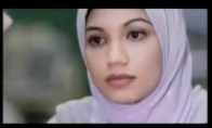 Arabiška šampūno reklama