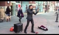 Gatvės smuikininkas
