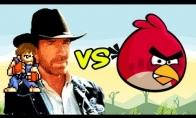 Chuckas prieš piktus paukščius