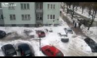 Čekiškas sniegas