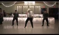 Džeksono vestuvių šokis