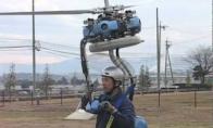 Mažiausias pasauly sraigtasparnis