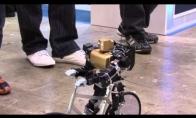 Robotas dviratininkas