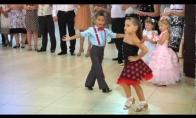 Ponaičio ir panelytės šokis