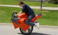 Motociklas transformeris
