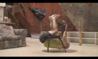 Kėdės virtuozas