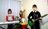 Rammstein vaikai