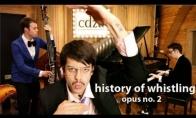 Švilpavimo istorija
