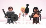 Lego sostų žaidimas