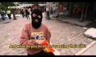 Protestuotojas prieš narkotikus