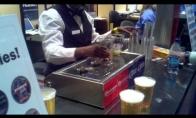 Stebuklingas alaus aparatas
