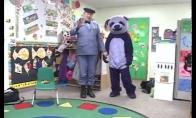 Labai baisi panda